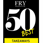 Fry Magazine UKs 50 Best Fish And Chips Takeaways Logo