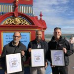 Three local business from Weymouth's thriving restaurant scene gain international recognition
