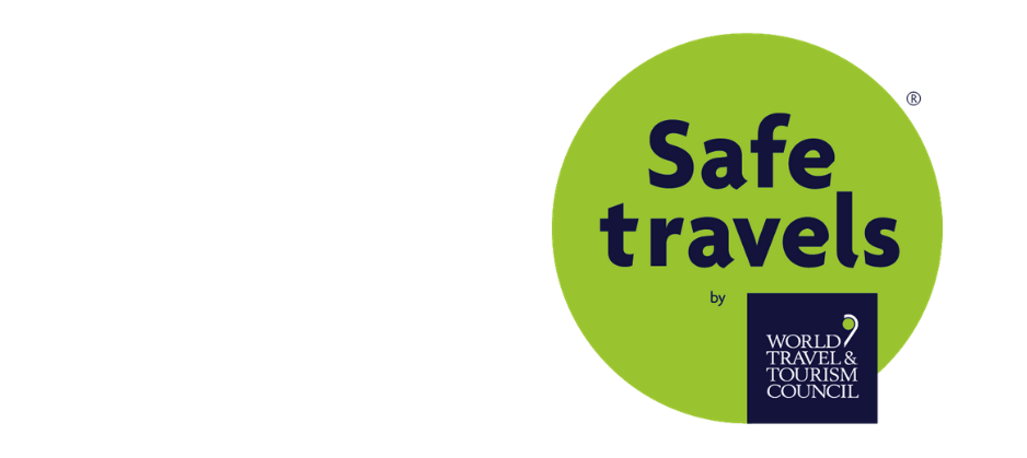 We're Good To Go & Safe Travels logo